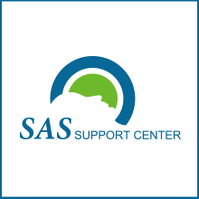 SAS SUPPORT CENTER